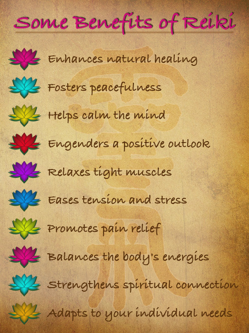 Benefits of Reiki Healing