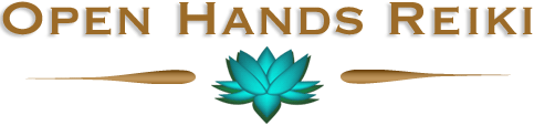 Open Hands Reiki.