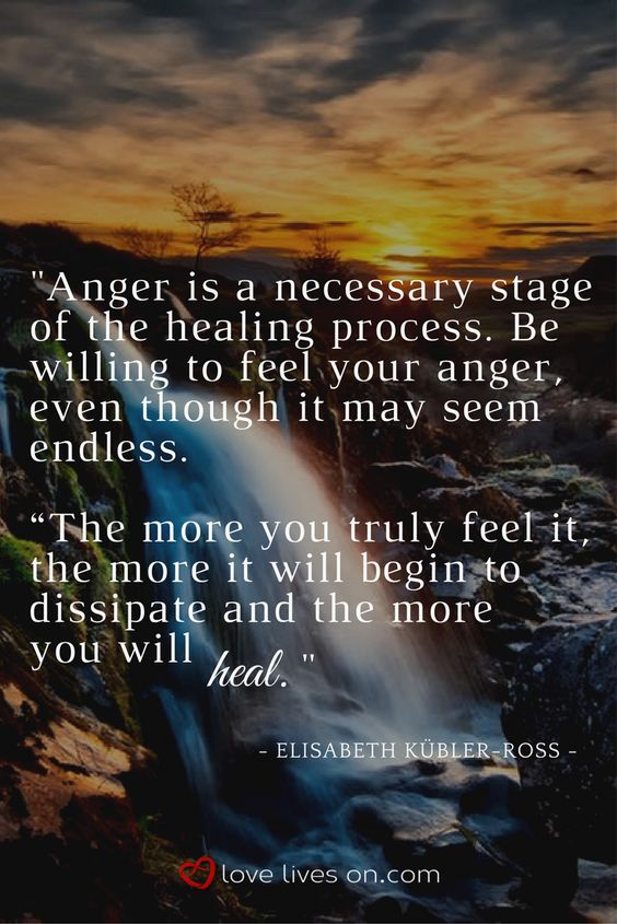 Feel Your Anger